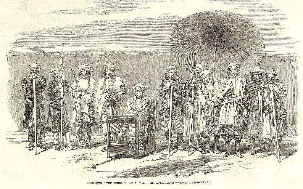 1857 की क्रांति के नायक बाबू कुंवर सिंह और उनके मुस्लिम साथियों की वीरगाथा