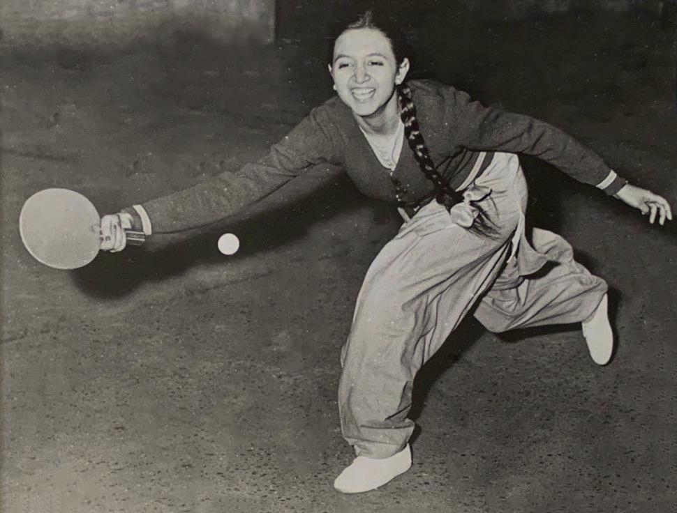 सईद सुल्ताना : भारतीय इतिहास की सबसे बड़ी महिला टेबल टेनिस खिलाड़ी